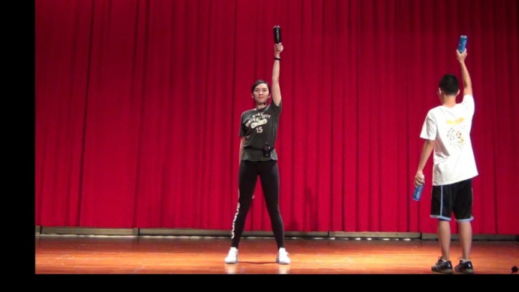 106大會舞第1段示範 pic